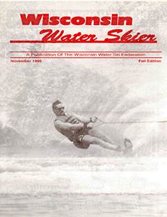 WWSF Wisconsin Water Skier November 1995