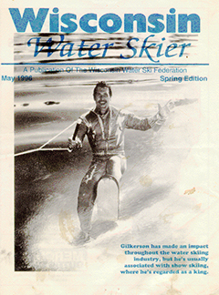 WWSF Wisconsin Water Skier May 1996